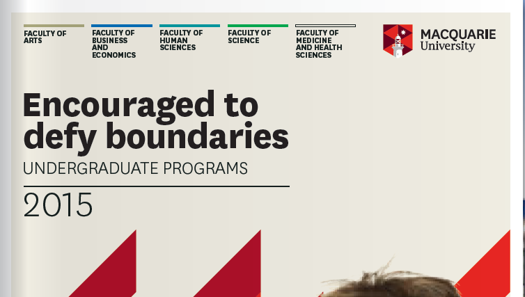 macquarie university brand identity guidelines
