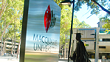 Macquarie University Sign